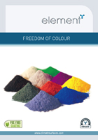 "Download Element ""Freedom of Colour"" Brochure"