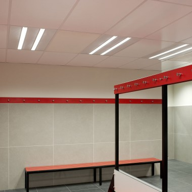 ClimateLine Ceiling Tiles - hygienic applications