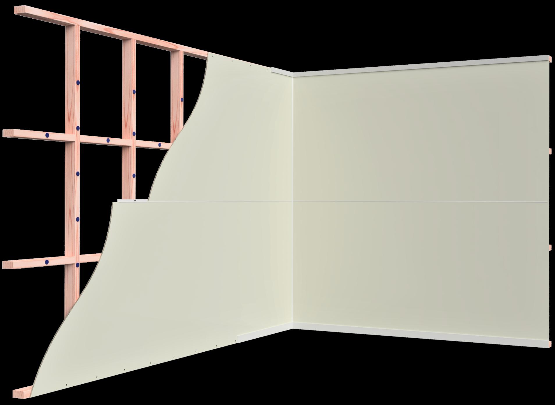 New Horizontal Sheet Layout with Slim-Line Aluminium Trim