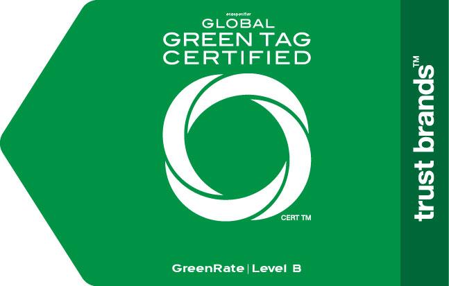 AU GGT_Logo_GreenRateONLY_Level B_RGB_Horizontal